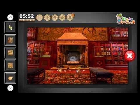 Modern Library Escape walkthrough-eightgames | Escapegames -room ...