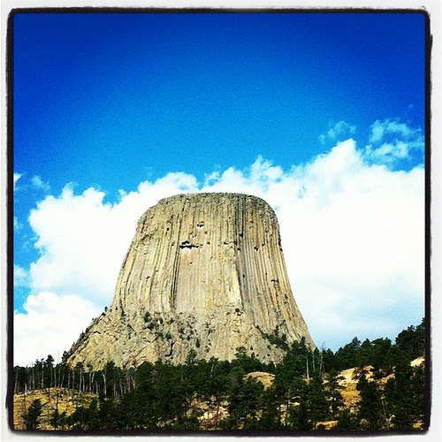 EV Day 4 Devil's Tower