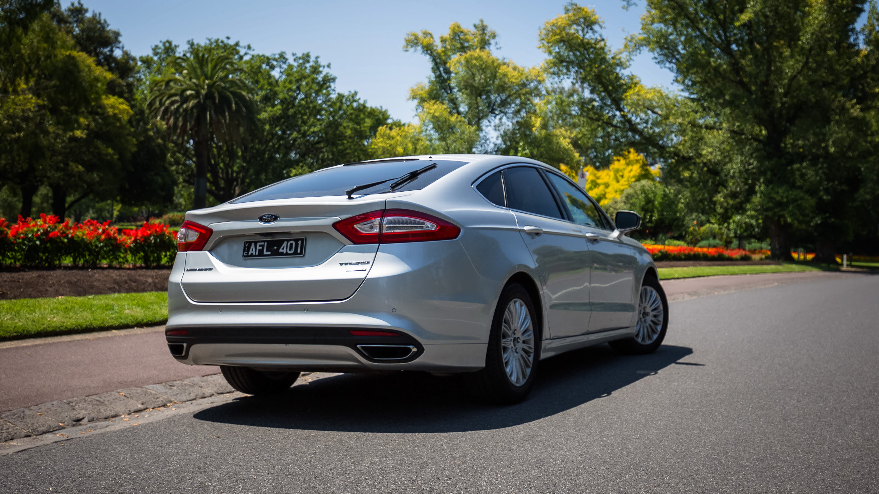 2016 Ford Mondeo Trend Review | CarAdvice