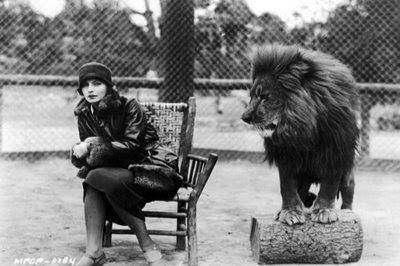 la curiosa historia del león de la Metro Goldwyn Mayer