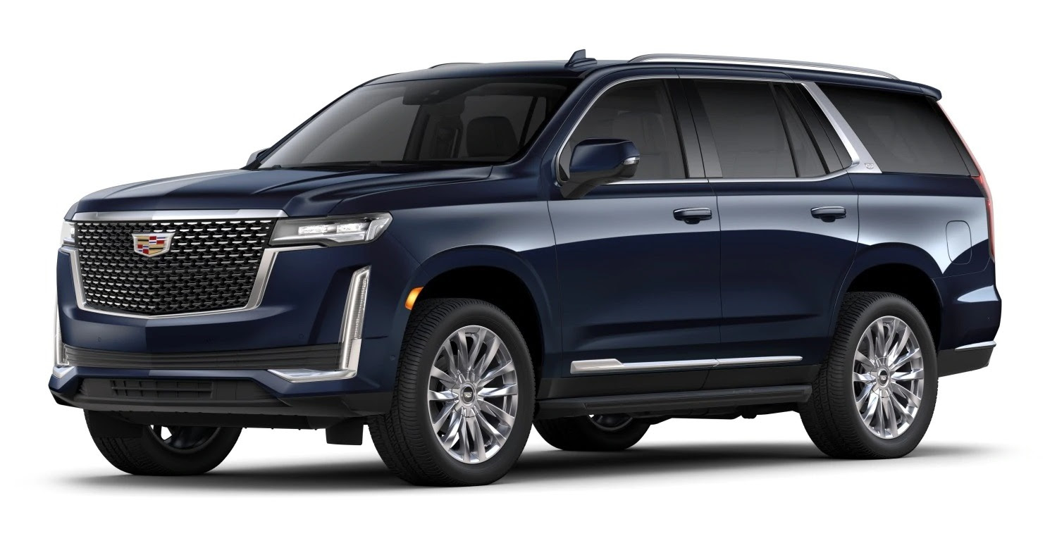 2021 cadillac escalade grille options revealed exclusive