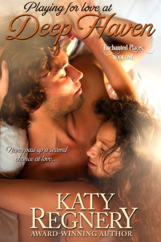Playing for Love at Deep Haven (Enchanted Places) by Katy Regnery