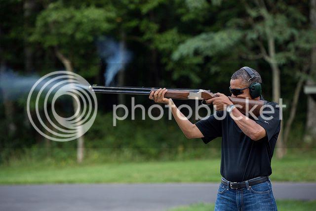 Barack Shooting