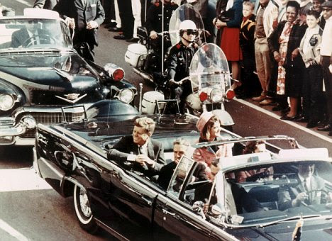 Assassination: Was JFK shot to stop him discovering the truth about UFOs?