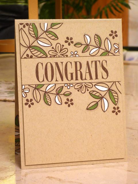Simple Congrats