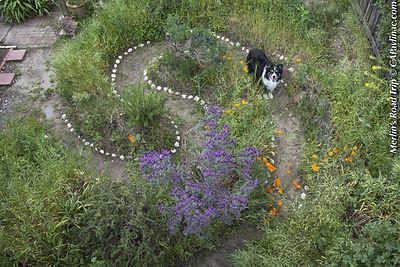 Merlin's Spring Labyrinth