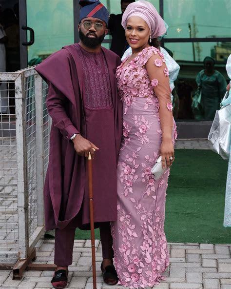 Nigerian Celebrities Couples At #BAAD2017   Photos