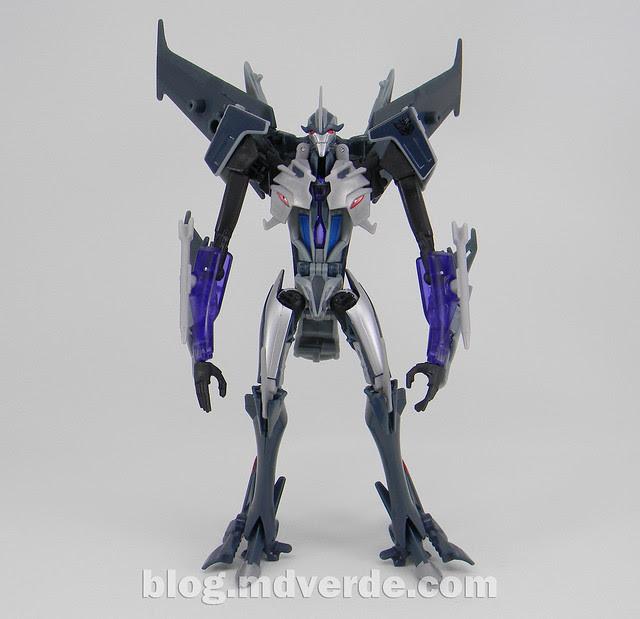 Transformers Starscream Voyager - Prime RID - modo robot