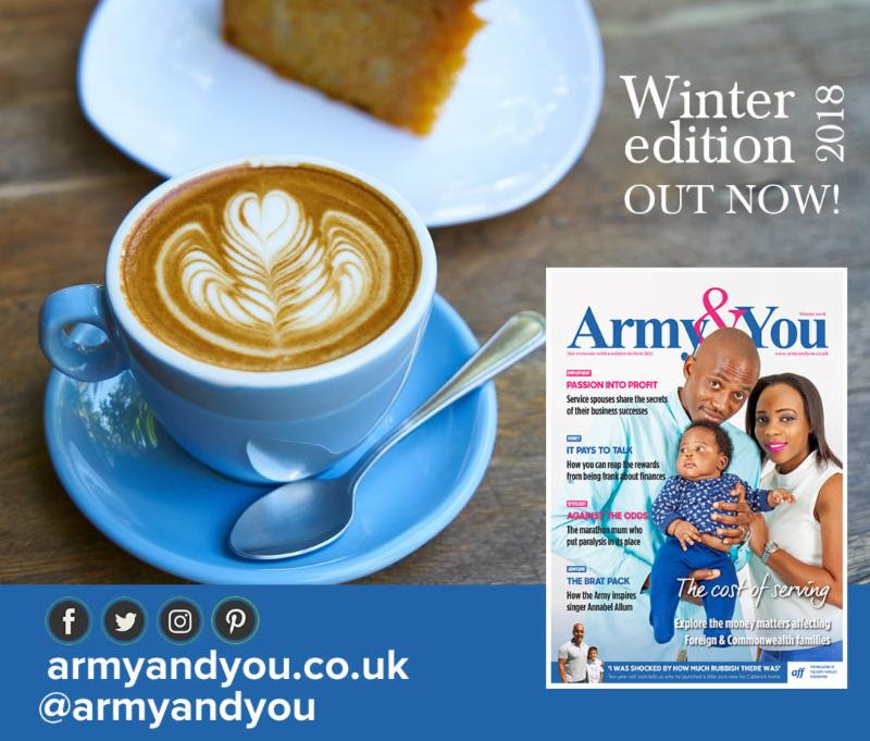 Army&You winter edition