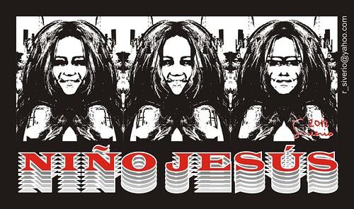 Fractals Nº 1 by Niño Jesús