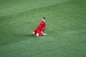 Роналдо рад выходу в четвертьфинал