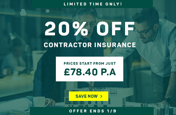 Exclusive Contractor Insurance Offer - 20% Off via ...