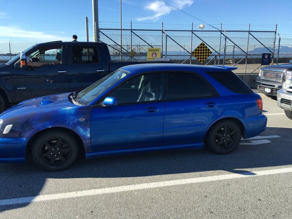 Subaru Wrx Sti Turbo Jdm In Penticton Bc  E3 80 90 Skaha Ca