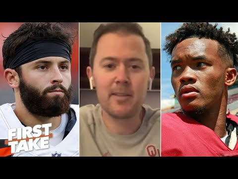 Lincoln Riley on Baker Mayfield's critics, Kyler Murray's rookie-season success