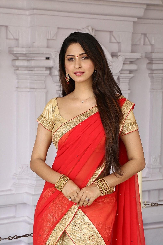Telugu Actress Eshanya Maheshwari Hot Saree Pics Telugu Actress Gallery