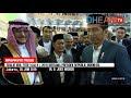Presiden Republik Indonesia Ir. H. Joko Widodo melaksanakan Shalat Idul Fitri 1440 H