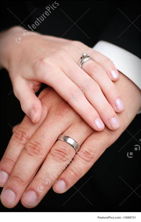 view full gallery  unique hands wedding rings