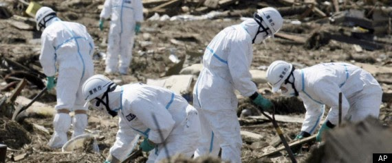 Japan Nuclear Leak: Radioactive Water Continues Pouring Into The Sea