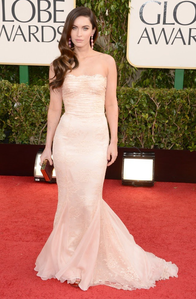 3 Megan Fox - 70th Golden Globe Awards ceremony - LA - gettyimages low res ferragamo clutch