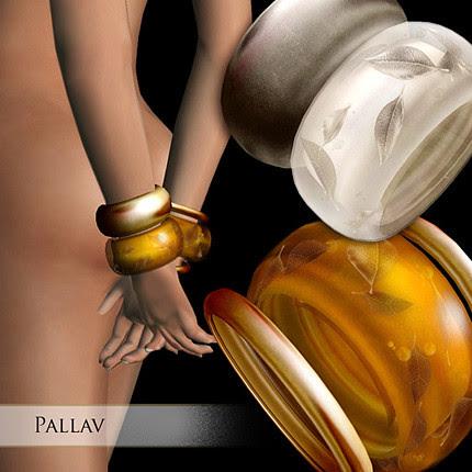 Zaara : Pallav clear bracelets
