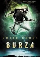 Burza - Julie Cross
