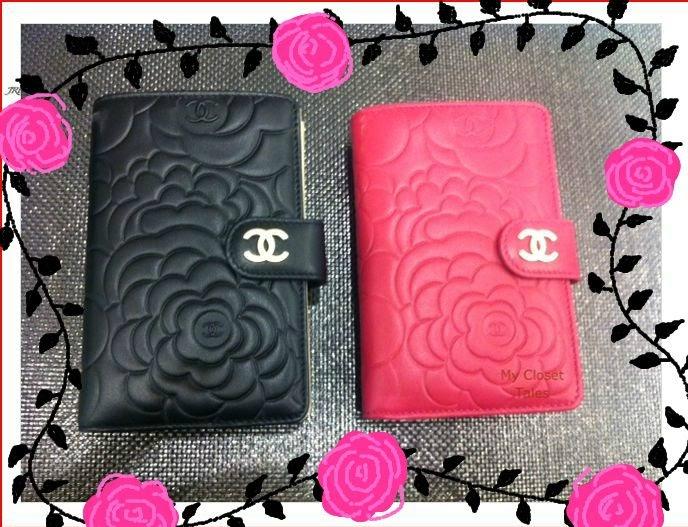 ~ My Closet Tales ~: Chanel: Camellia Wallet