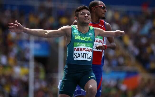 Petrúcio Ferreira é ouro nos Jogos do Rio e novo recordista paralímpico
