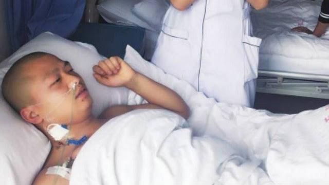 Wang Kailian tinha quatro rins