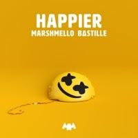 MARSHMELLO feat BASTILLE - Happier Chords and Lyrics | ChordZone org