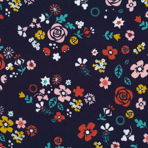 1 yd of Blossom Festival + 11 FQ Bundle for Friday's Fabric Giveaway!!!