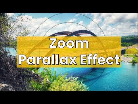 Download Template PPT Parallax Effect
