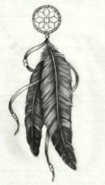 Dibujos De Atrapasueños Cómo Hacerlos Atrapasueños10