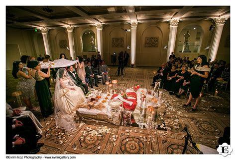 Persian Wedding at the Portland Art Museum