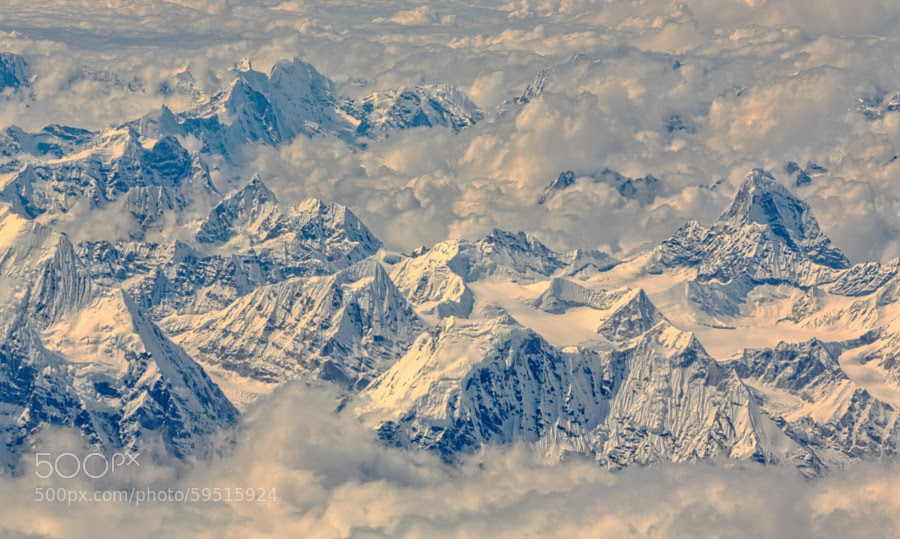 Photograph Which is Mt. Everest by Edwin Leung on 500px