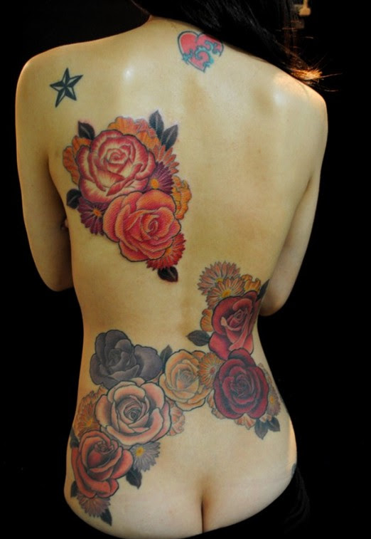 55 Best Rose Tattoos Designs Best Tattoos For Women Pretty Designs