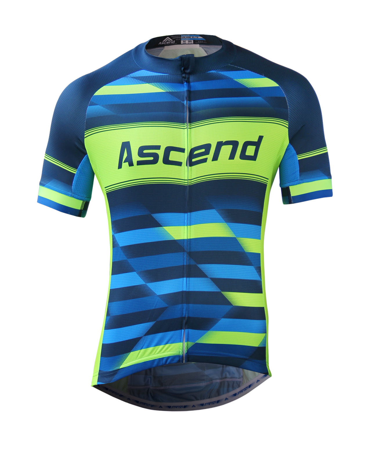 Volare Elite Custom Cycling Jersey  Ascend Sportswear