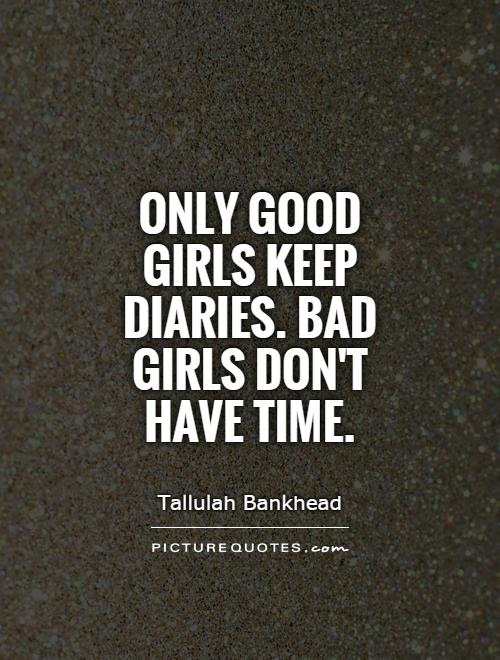 Good Girl Quote Quote Number 618625 Picture Quotes