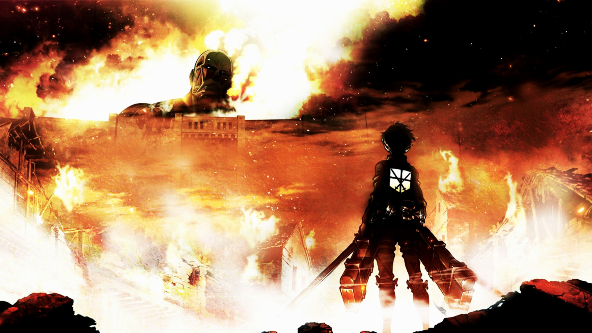 Attack On Titan Wallpaper 2