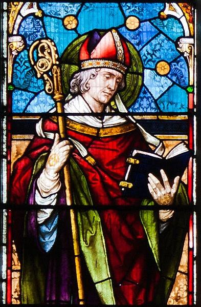 ST. COLMAN of Cloyne