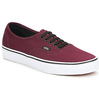 Vans AUTHENTIC Bordô