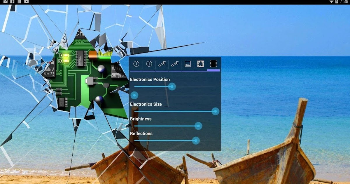 Cracked Screen 3D Parallax PRO v.1.0.5 Patched apk ...