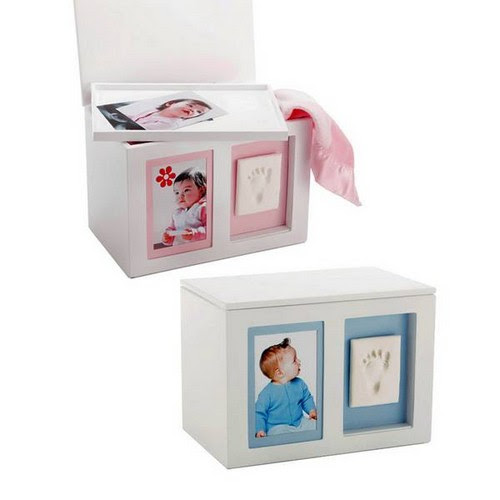 My First Mothers Day Personalized Baby Memory Box