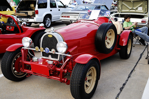 Old school speedsters projects? - Cut-Weld-Drive Forums