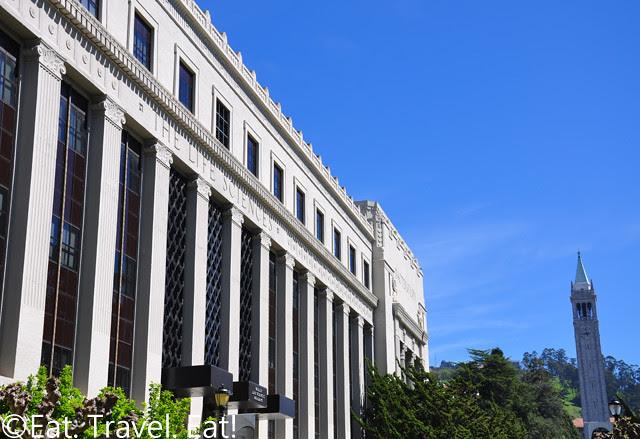 UC Berkeley, Berkeley, CA- Valley Life Sciences + Sather Tower