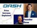 Dash Price Increase Explained