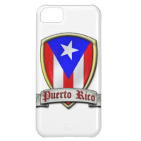 Puerto Rico - Shield2 iPhone 5C Covers