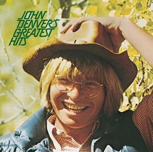 John Denver's Greatest Hits album cover
