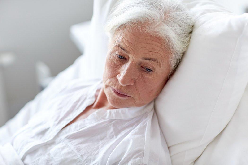 絕大多數的患者都非常勇敢面對自己的病情,並沒有發生家屬所擔心的情緒崩潰。(此為情...