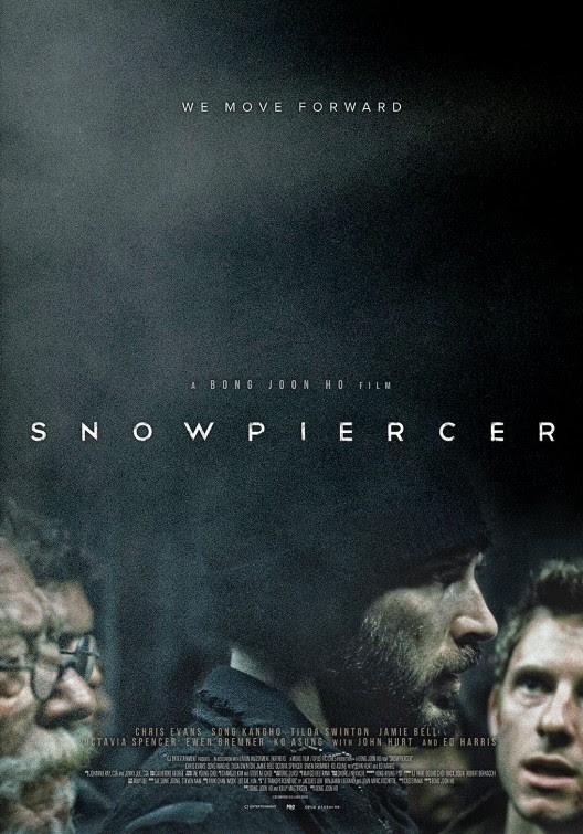 Resultado de imagem para snowpiercer 2013 posters