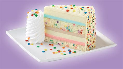 The Cheesecake Factory's new flavor is Funfetti   TODAY.com